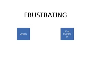 Frustrating Leadership