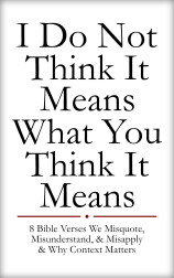 i do not think it means what you think it means - book cover